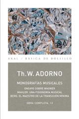 Monografías musicales. Obra completa, 13