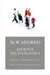 Escritos sociológicos I. Obra Completa, 8