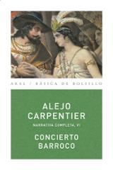 Concierto barroco - Carpentier, Alejo