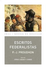 Escritos federalistas - Proudhon, Pierre-Joseph