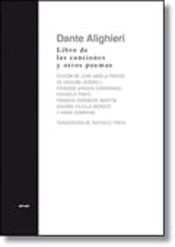 Libro de las canciones y otros poemas - Alighieri, Dante