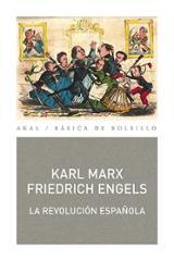 La Revolución española - Marx, Karl ; Engels, Friedrich