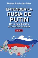 Entender la Rusia de Putin - Poch-de-Feliu, Rafael