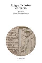 Epigrafía latina en verso -