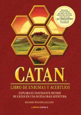 CATAN : LIBRO DE ENIGMAS Y ACERTIJOS -
