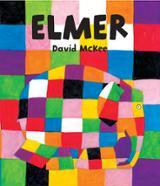 Elmer, libro especial
