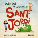 Qui és qui en la llegenda de Sant Jordi - Moreno, Marta