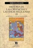 Historia de las creencias y de las ideas religiosas 3 v.