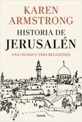 Historia de Jerusalén - Armstrong, Karen