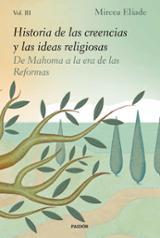 Historia de las creeencias y las ideas religiosas III - Eliade, Mircea