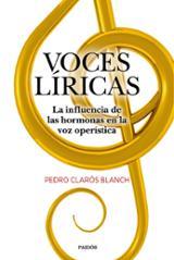 Voces líricas - Clarós Blanch, Pedro