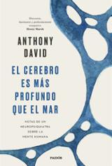 El cerebro es más profundo que el mar - David, Anthony