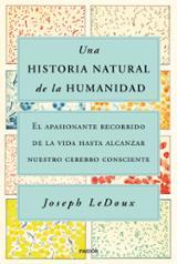 Una historia natural de la humanidad - Ledoux, Joseph