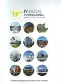 IV Bienal Internacional Arquitectura Sostenible