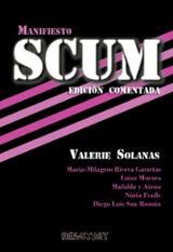Manifiesto SCUM. Edición comentada - Solanas, Valerie