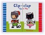 Clip-clap: Pep & Mila