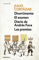 Divertimiento, el examen, diario de Andrés Fava y los premios
