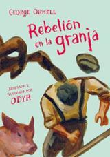 Rebelión en la granja (ilustrado) - Odyr