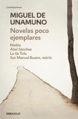 Novelas poco ejemplares - de Unamuno, Miguel