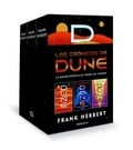 Las crónicas de Dune (pack con: Dune | El mesías de Dune | Hijos  - Herbert, Frank