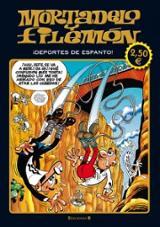 Mortadelo y Filemón. ¡Deportes de espanto!