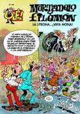 Olé Mortadelo y Filemón nº 198 : La litrona... ¡Vaya mona!