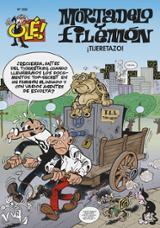 Ole Mortadelo nº 200: Tijeretazo