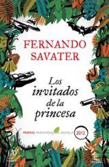 Los invitados de la princesa. Premio primavera de novela 2012