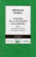 Historia de la filosofía occidental. Tomo I