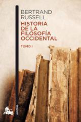 Historia de la filosofía occidental. Tomo I - Russell, Bertrand
