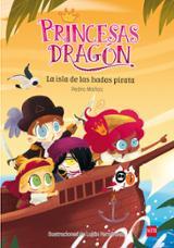 Princesa dragón 4: La isla de las hadas pirata