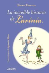 La increíble historia de Lavinia