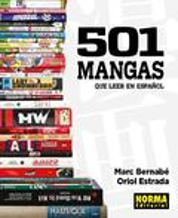 501 mangas que tienes que leer en español - Bernabé, Marc
