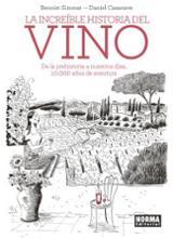 La increíble historia del vino. De la prehistoria a nuestros días