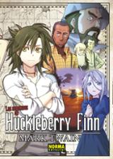 Las aventuras de Huckelberry Finn (manga)