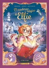 El cuaderno mágico de Elfie. La isla casi - AAVV