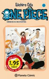 One Piece 1 - Oda, Eiichiro