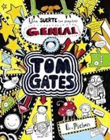 Tom Gates 7: Una suerte (un poquitín genial)