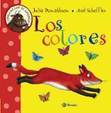 Aprendo con el grúfalo. Los colores