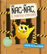 Ñac-Ñac. El monstruo comelibros