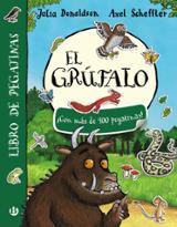 El grúfalo. Libro de pegatinas