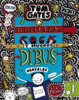 Tom Gates, 14. Galletas, rock y muchos dibus geniales