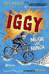 Iggy, 2. Iggy es mejor que nunca