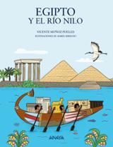 Egipto y el río Nilo - Muñoz Puelles, Vicente