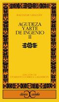 Agudeza y arte de ingenio; T.2