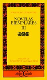 Novelas Ejemplares, Tomo 3