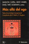 Más allá del ego : textos de psicología transpersonal - Capra, Fritjof