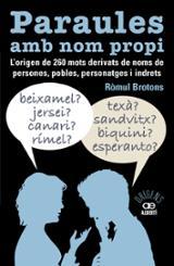 Paraules amb nom propi - Brotons, Ròmul