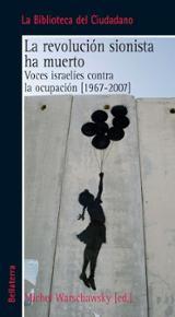 La revolución sionista ha muerto
