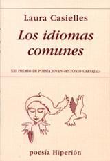 Los idiomas comunes - Casielles, Laura